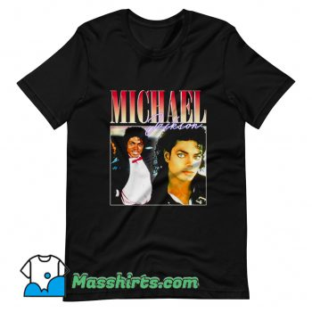 Cheap Michael Jackson Photos T Shirt Design