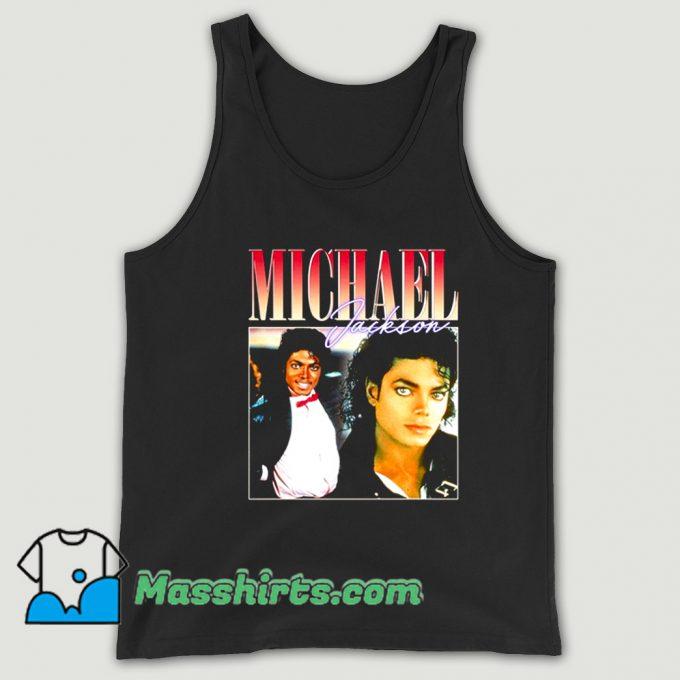 Funny Michael Jackson Photos Tank Top
