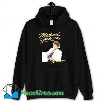 Michael Jackson Thriller Album Cover Hoodie Streetwear