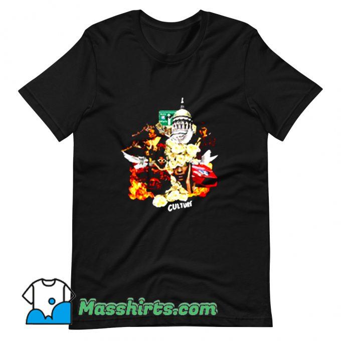 Migos Culture Rap Hip Hop Music T Shirt Design