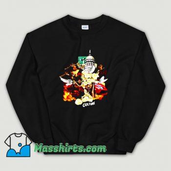 Migos Culture Rap Hip Hop Music Sweatshirt