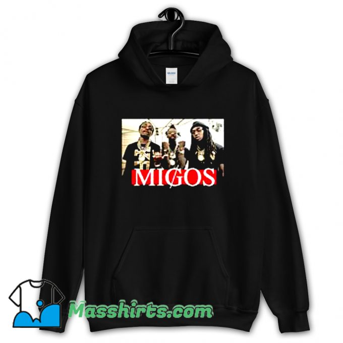 Cute Migos Music Group Hoodie Streetwear