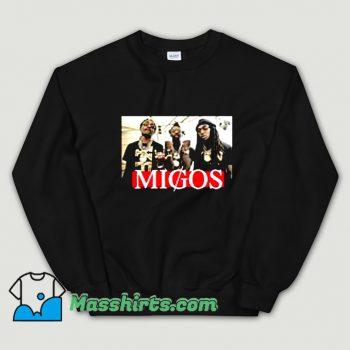 Migos Music Group Sweatshirt