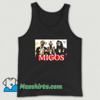 Migos Music Group Tank Top