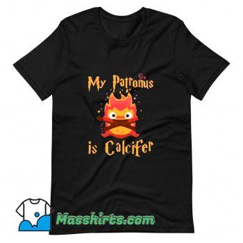 My Patronus Is Calcifer T Shirt Design