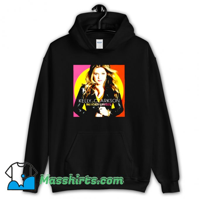 Photo Kelly Clarkson Tour 2019 Hoodie Streetwear