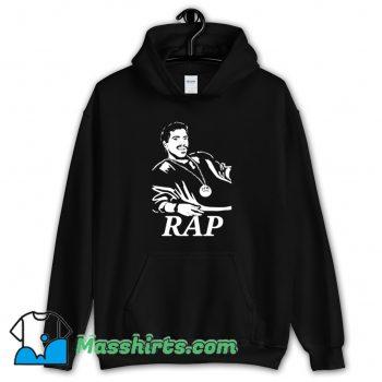 Original Rap Kurtis Blow The Breaks Hoodie Streetwear