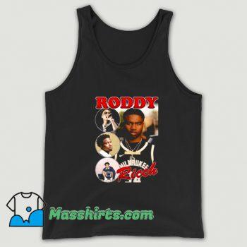 Rap Photos Hip Hop Roddy Ricch Tank Top