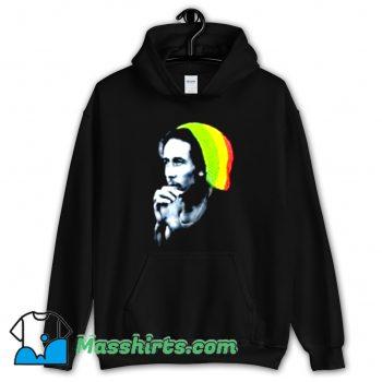Reggae Bob Marley Knitted Hat Hoodie Streetwear
