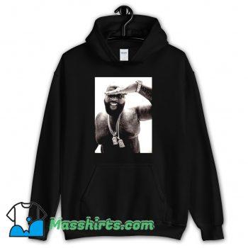 Rick Ross Hip Hop Rapper Hoodie Streetwear