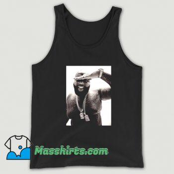 Rick Ross Hip Hop Rapper Tank Top