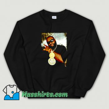 Vintage Rick Ross Maybach Music Hip Hop Rap Sweatshirt