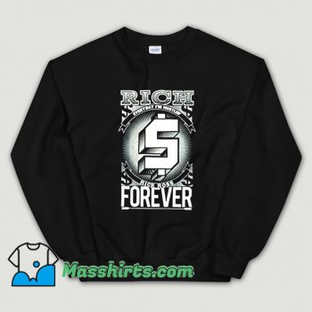 The Almighty Rick Ross American Rapper Sweatshirt