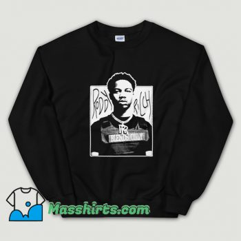 Cheap Roddy Ricch American Rapper Sweatshirt