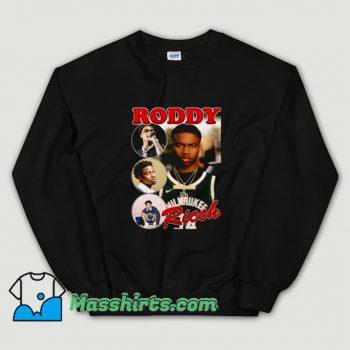 Rap Photos Hip Hop Roddy Ricch Sweatshirt