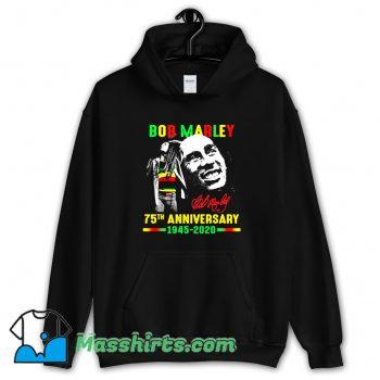 Bob Marley 75Th Anniversary Hoodie Streetwear