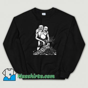 Scary Zombie Hide & Seek Sweatshirt