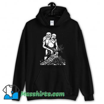 Scary Zombie Hide & Seek Hoodie Streetwear