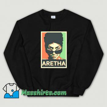 Cheap Shades Aretha Franklin Sweatshirt