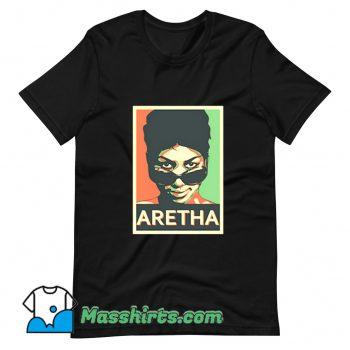 Original Shades Aretha Franklin T Shirt Design