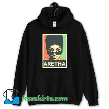 Shades Aretha Franklin Hoodie Streetwear