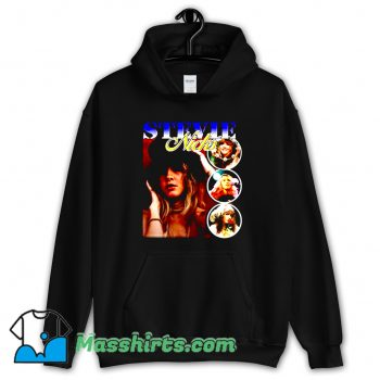Stevie Nicks Retro 90s Hoodie Streetwear
