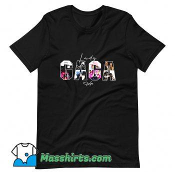 The Fame Rap Music Lady Gaga T Shirt Design