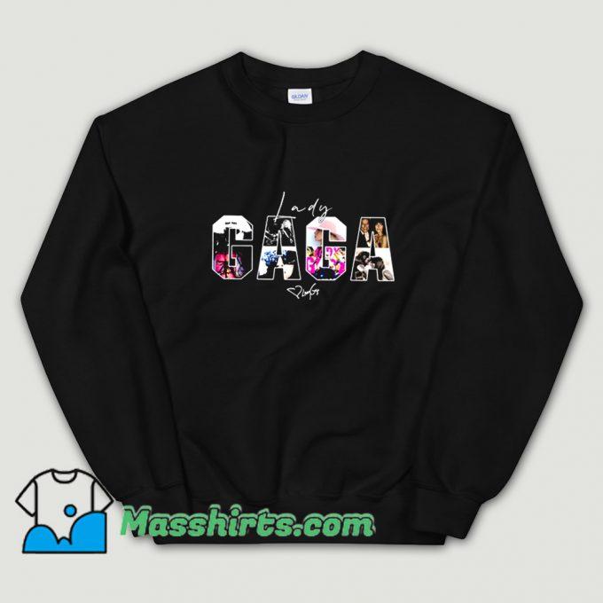 The Fame Rap Music Lady Gaga Sweatshirt