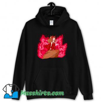The Little Witch Wanda Hoodie Streetwear