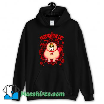 The Precognitive Cat Hoodie Streetwear