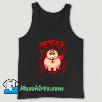 Classic The Precognitive Cat Tank Top