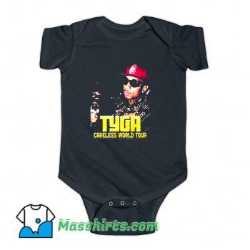 Tyga Careless World Tour Baby Onesie
