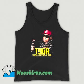 Vintage Tyga Careless World Tour Tank Top