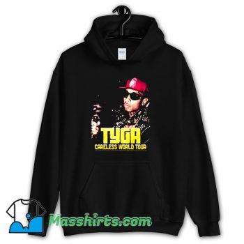 Funny Tyga Careless World Tour Hoodie Streetwear