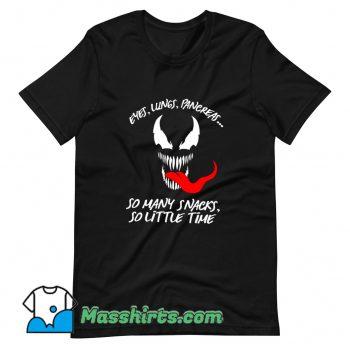 Venom Eyes Lungs Pancreas T Shirt Design