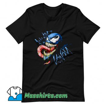 We Are Venom Eddie Brock T Shirt Design