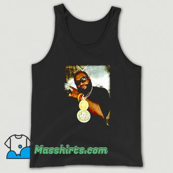 Funny Rick Ross Maybach Music Hip Hop Tank Top