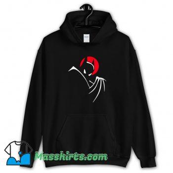 Animated Cartoon Batman Hoodie Sreetwear