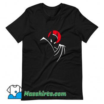 Animated Cartoon Batman T Shirt Design