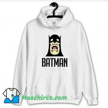 Awesome Crying Batman Marvel Avengers Hoodie Streetwear