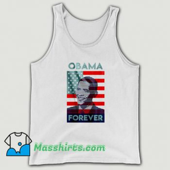 Barack Obama American Forever Tank Top