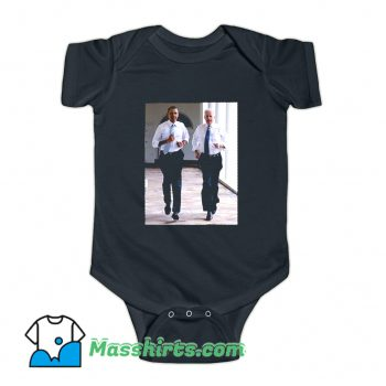 Barack Obama and Joe Biden Baby Onesie