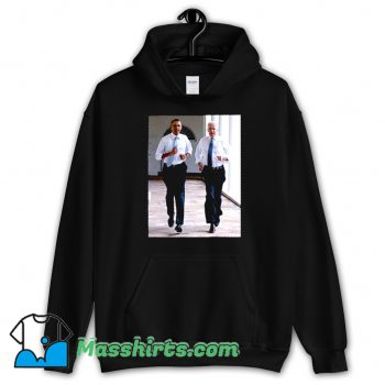Barack Obama and Joe Biden Hoodie Streetwear