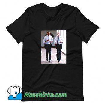 Classic Barack Obama and Joe Biden T Shirt Design