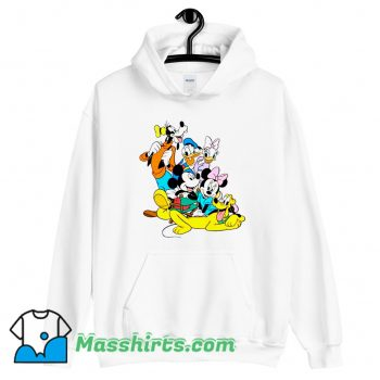 Best Disney Donald Duck Characters Hoodie Streetwear