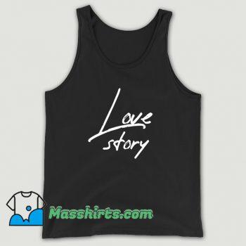 Best Happy Valentine Love Story Tank Top