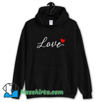 Best Valentine Day Love Heart Hoodie Streetwear