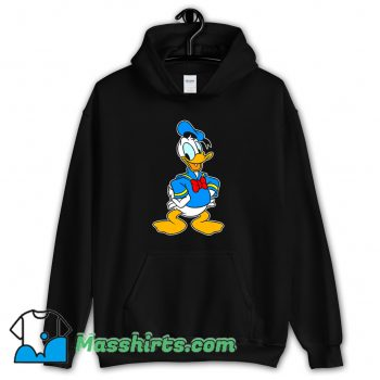 Cheap Donald Duck Cartoon Disney Hoodie Steetwear