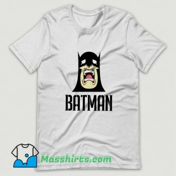 Crying Batman Marvel Avengers T Shirt Design