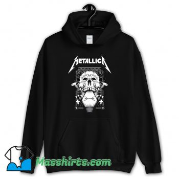 Death Magnetic Metallica Cute Hoodie Streetwear